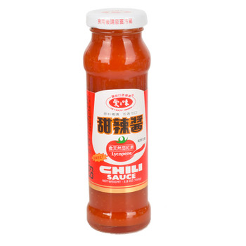AGV SWEET CHILLI SAUCE 165G