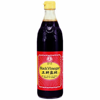 KONGYAN BLACK VINEGAR 600ML