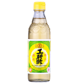 KONGYAN RICE VINEGAR 600ML