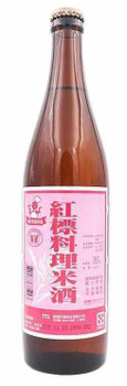 TAIWAN RED LABEL RICE WINE 600ML