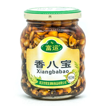 FUYUN CHILLI WITH MIX NUTS