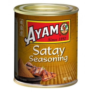 AYAM SATAY SEASONING 160G