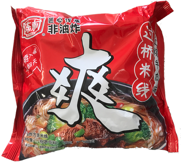 CHEN STEW BEEF RICE NOODLE 100G