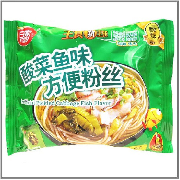BEIJIA Artificial Pickled Cabbage Fish Flavour 110g