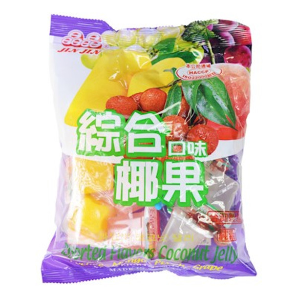 JJ ASSORTED JELLY 400G