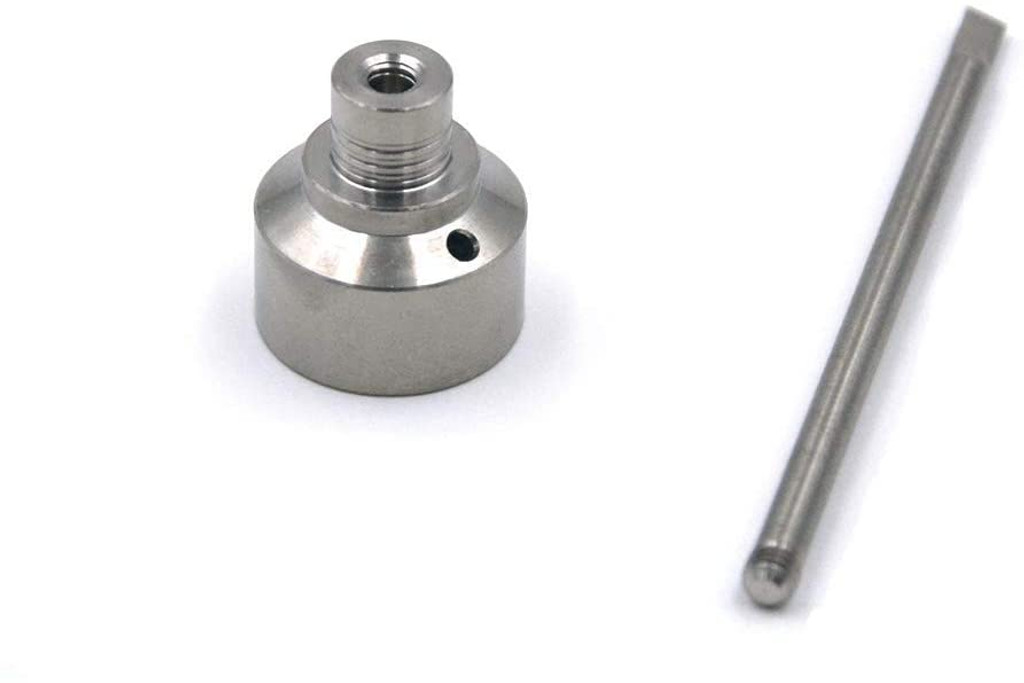 Universal Titanium Nail with  Carb Cap 6 in one Male and female 10mm 14mm 18mm (FREE SHIPPING)