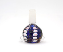 Glass Spot Color Bowl 14mm Male (FREE SHIPPING)