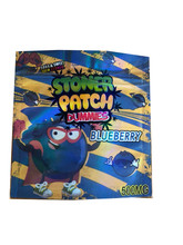 Stoner Patch Blueberry Gummies  500mg Mylar bags