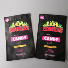 LOL Edibles Candy 500mg Mylar bags