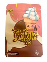 Black Unicorn - Gelato 41 Mylar bag 3.5g  For Flower  (FREE SHIPPING)