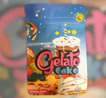 Black Unicorn - Gelato Cake Mylar bag 3.5g  For Flower  (FREE SHIPPING)