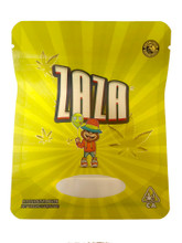 Black Unicorn - Zaza Mylar bag 3.5g  For Flower  (FREE SHIPPING)