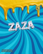 Black Unicorn - Zaza Drip Mylar bag 3.5g  For Flower