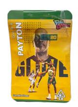 Gary Payton Mylar bag 3.5g Smell Proof Airtight Mylar Bag- Packaging Only