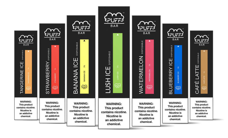 Puff Bar Disposable Device [Everything You Need To Know]