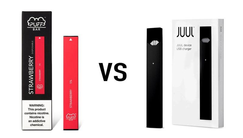 Puff Bar vs JUUL Pod Vaping  [Full Guide] | A2ZSmokeShop