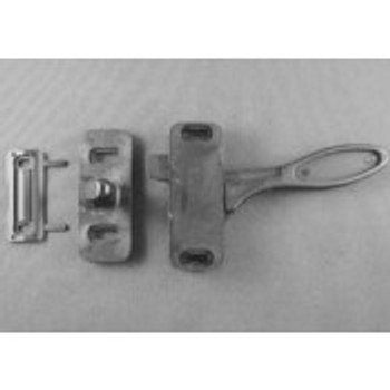 Strybuc 17166RHBC Amerimax Right Hand Screen Door Latch