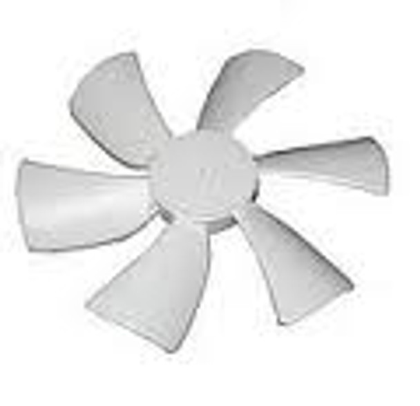 Powered Vent Dome Fan Blade, 12V
