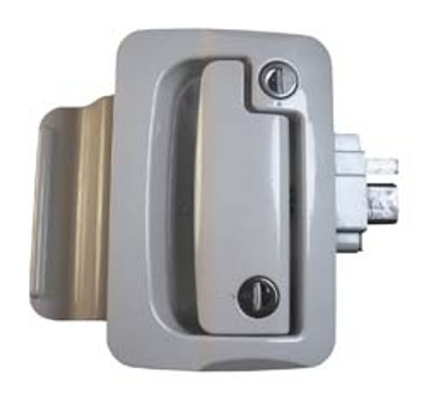 FIC RV Door Deadbolt Lock-White