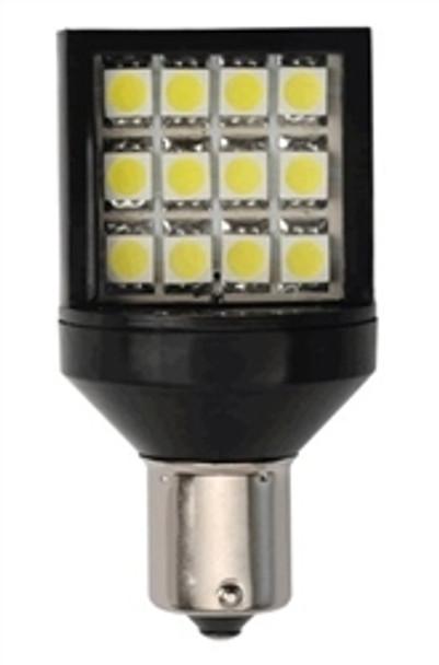 StarLights Revolution BA15s Base LED Light Bulb 200 Lumens, Black