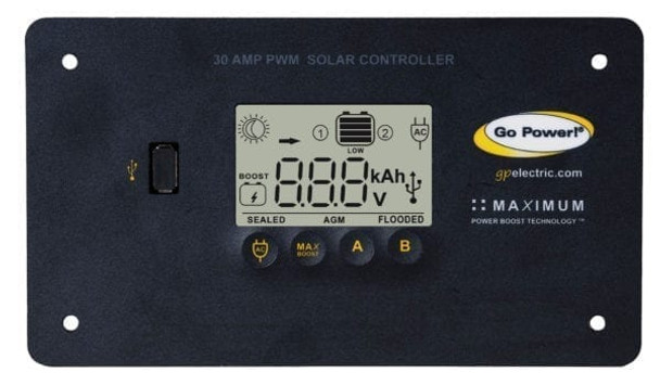 Go Power RV 30 AMP Charge Controller