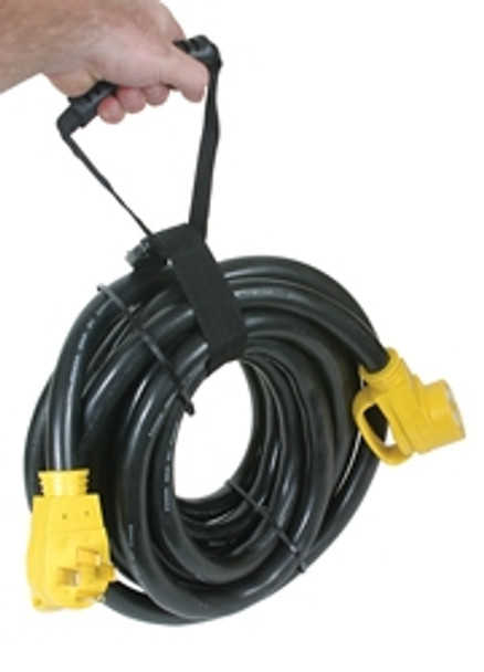 Camco RV Power Grip 30' Power Cord, 50A