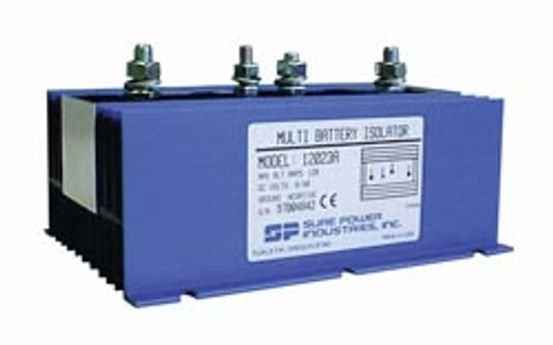 Sure Power 120A Isolator, 2 Battery