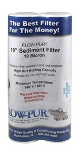 "10"" Sediment Filters"