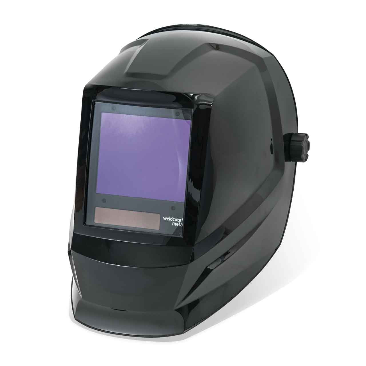 Weldcote Metals Ultraview Plus True Color Digital Auto Darkening Welding Helmet Shade 9 13