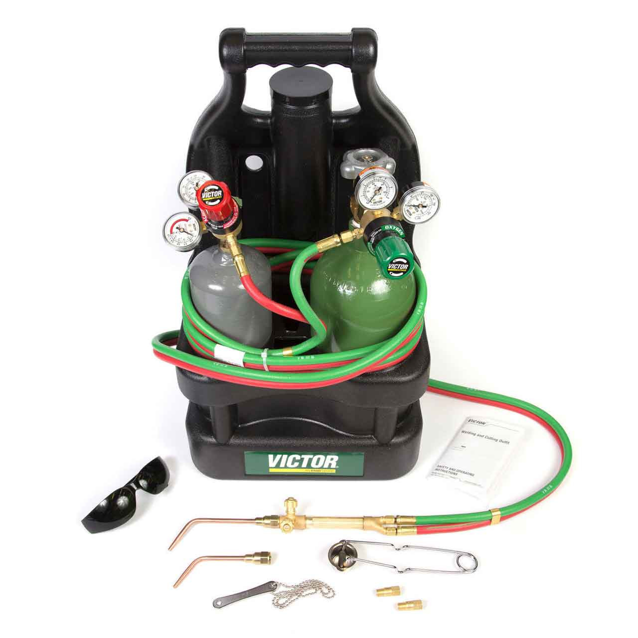 Metal Power 150 Series Outfit Oxygen and Acetylene