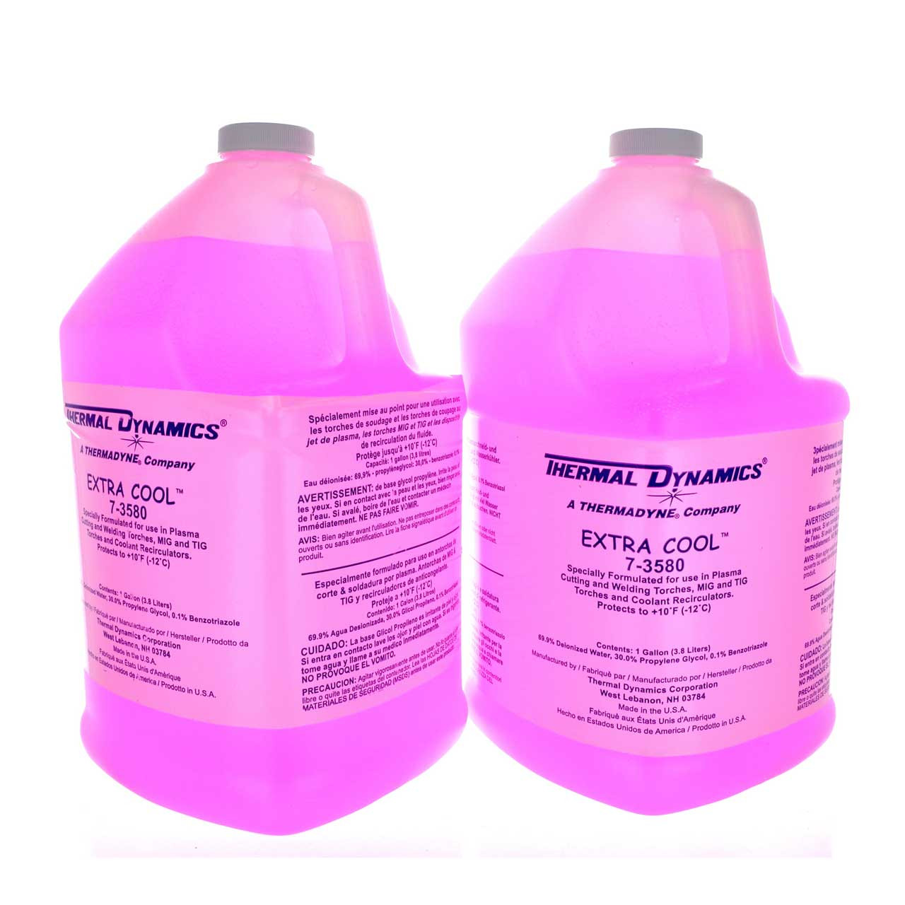 Thermal Dynamics 7-3580 Extra Cool Torch Coolant, 2 pack