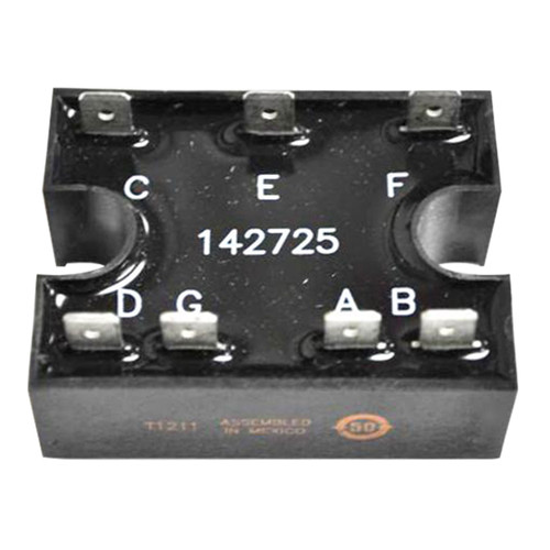miller 201936 module, pull to idle, 5 pin Aircraft Wiring Diagram