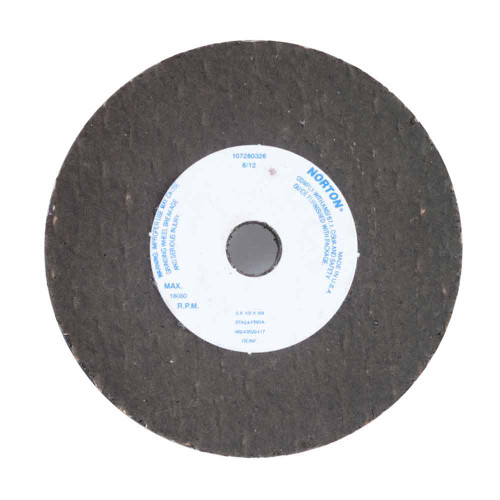 24 Grit Charger Snagging Wheels Alum Oxide 10 pack BA Type 01 Norton 66243522418 3x1//2x3//8 in