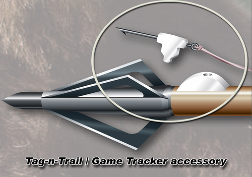 Tag-n-Trail, game tracking device, easy to use