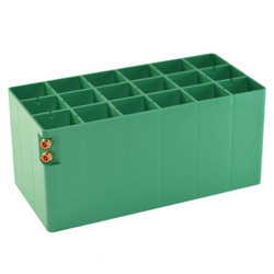 PLASTIC CENTER BLOCK REPLACEMENT FOR 200 X 400 X 200 mm
