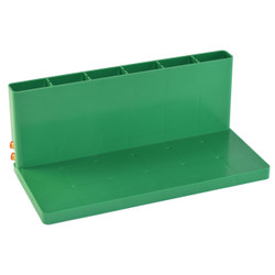 STONE AND GLASS NARROW SINK RAIL - PLASTIC CENTER BLOCK REPLACEMENT FOR 50 X 400 X 200 MM CUP