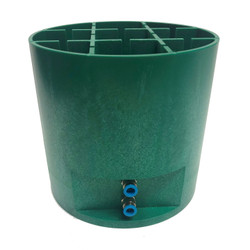 PLASTIC CENTER BLOCK REPLACEMENT FOR 200MM ROUND CUP AT 200 HEIGHT