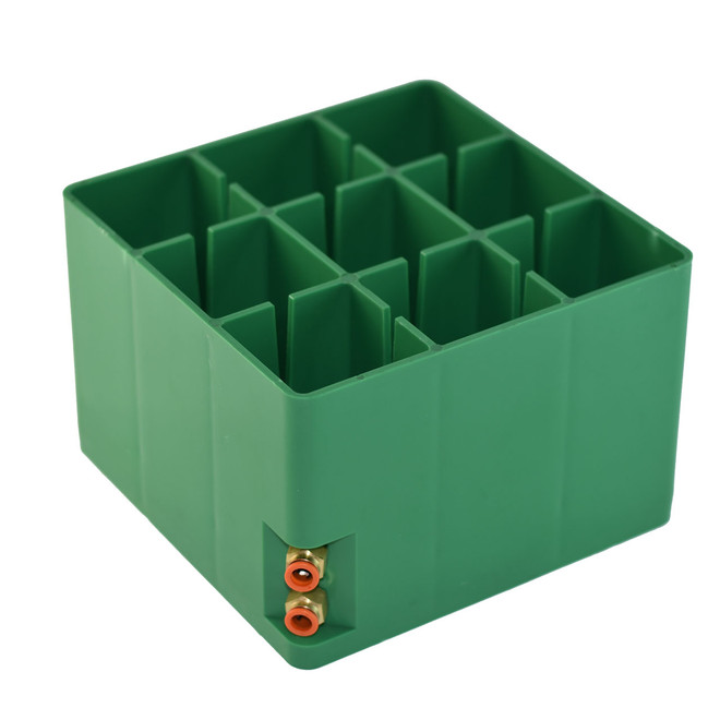 BVC REPLACEMENT PLASTIC BLOCK FOR THE SS22150 (INCLUDES FITTINGS)
