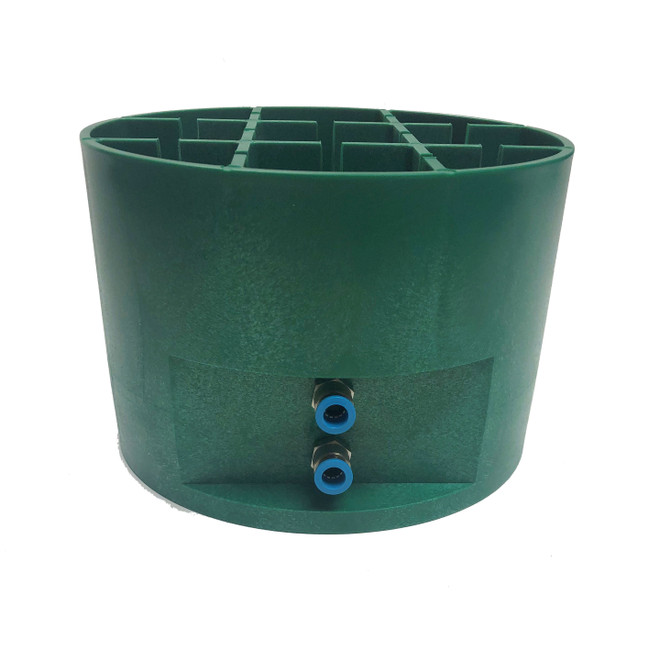 PLASTIC CENTER BLOCK REPLACEMENT FOR 200MM ROUND CUP AT 150 HEIGHT