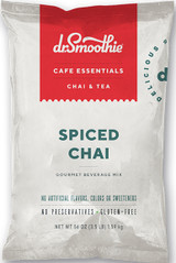 A balanced chai blend with cardamom, cloves, allspice, and honey Just add water or milk. That's all it takes to enjoy a cup of goodness No artificial colors, flavors, sweeteners, or preservatives Gluten free