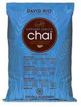 David Rio Elephant Vanilla Chai 4lb Bag