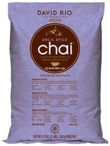 David Rio's original sugar-free chai made with sucralose, is a rich and creamy mixture of black tea and premium spices. It is delicately blended into a convenient mix that makes an excellent gift as well as a perfect daily cup. Simply mix with hot water or milk.