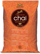 David Rio's signature and award winning chai is a rich and creamy mixture of black tea and premium spices, including cinnamon, cardamom, and clove.