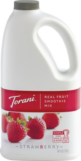 Fresh from the fields, juicy, sweet strawberries blend to make one of the sweetest juiciest smoothies there is Designed with pour-and-blend convenience in mind Made with real fruit flavor No artificial flavors or preservative
