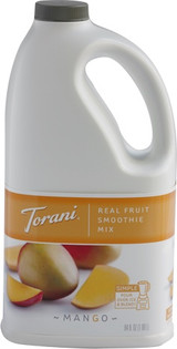 Designed with pour-and-blend convenience in mind Made with real fruit flavor No artificial flavors or preservatives Perfectly balanced sweet and tangy Kent mangos, blended to perfection