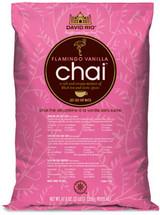 David Rio Flamingo Vanilla Decaffeinated Sugar-Free Chai 3Lb Bag