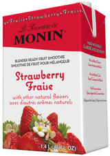 When strawberry season arrives there is nothing better than the bright, bold and sweet flavors that those ripened berries bring. Extend that strawberry sensation all year long, and mix up drinks for kids AND adults with our Strawberry Fruit Smoothie Mix.