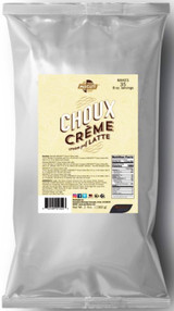 Premium Madagascar vanilla bean mixed with flavors of custard and buttery piped French pastry. Caffeine free.