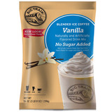 NSA Vanilla Latte Blended Ice Coffee frappe mix from Big Train only seems too good to be true. Get all the rich, creamy vanilla latte coffee taste without the guilt.