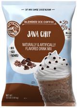 Big Train Java Chip Blended Ice Coffee Beverage Mix 3.5lb Bag